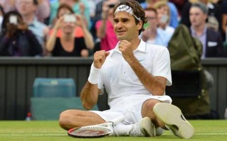 Roger et Serena