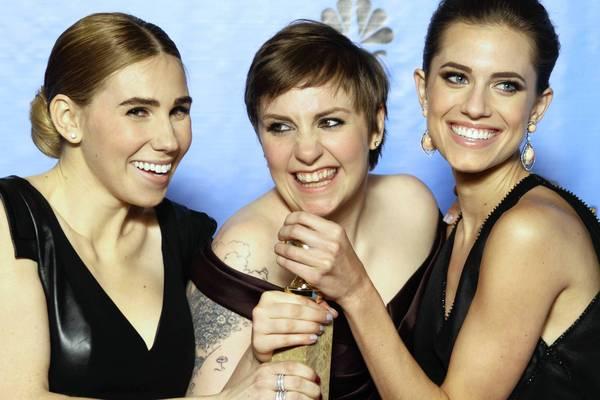 Girls Golden Globes 2013