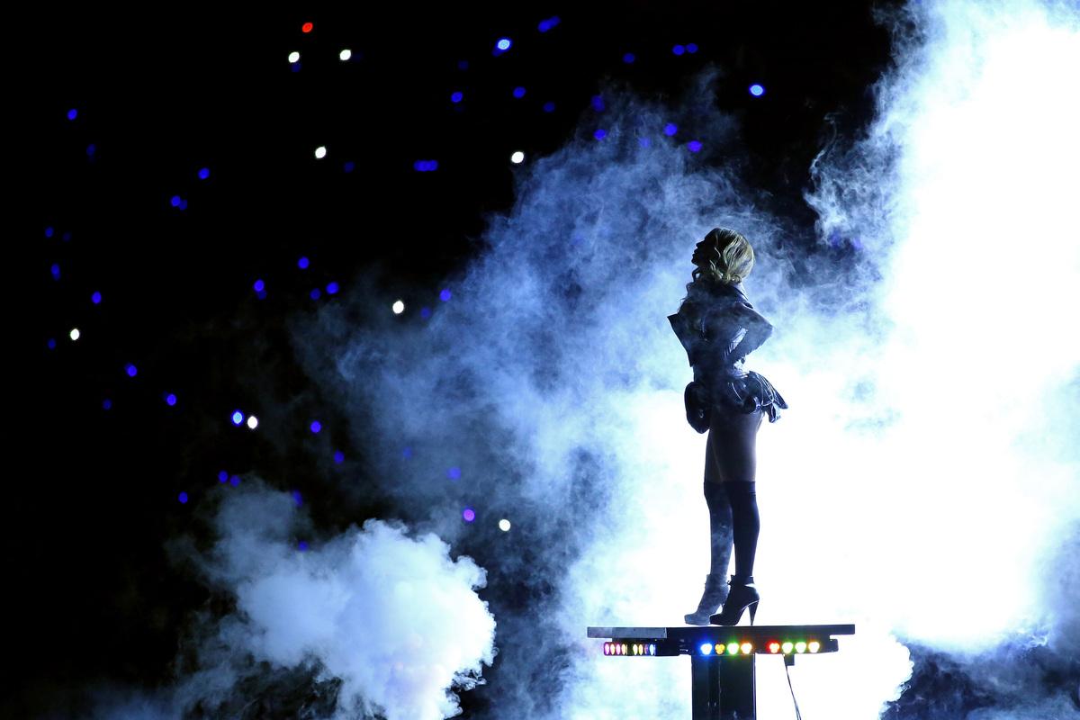 Beyoncé partout, Beyoncé nulle part