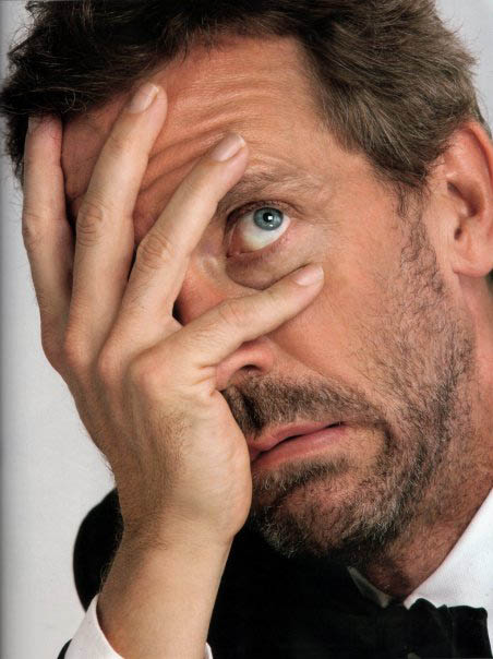 dr house facepalm