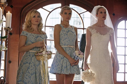ELISHA CUTHBERT, ELIZA COUPE, STEPHANIE MARCH