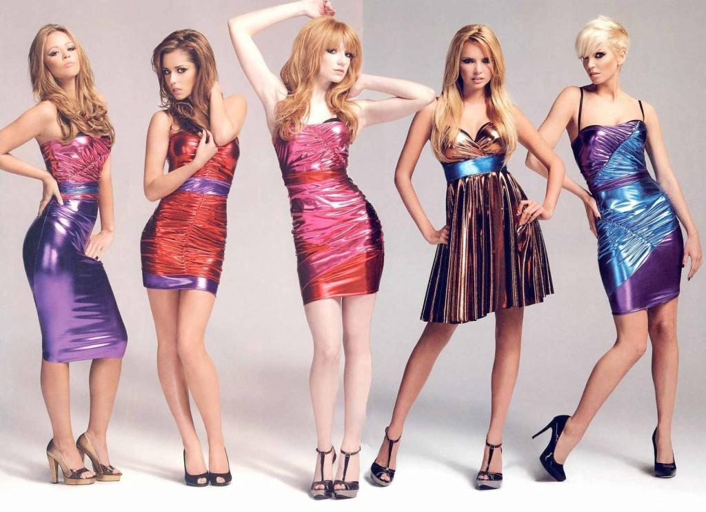 Spice Girls 2 : Topshop Models Edition