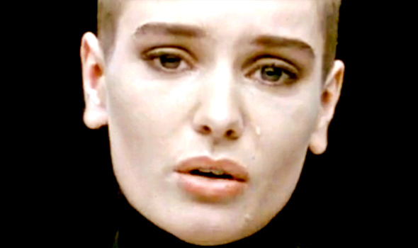 SineadOConnor NothingCompares2U
