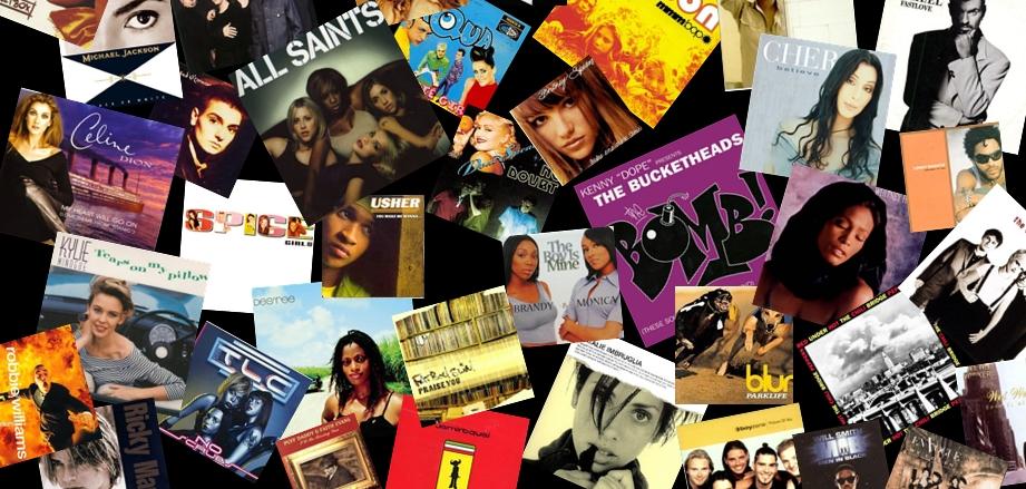 Top 40 des 90s