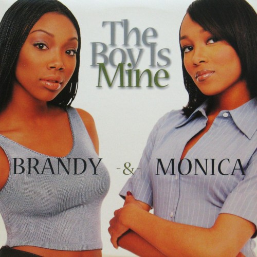 brandy monica single