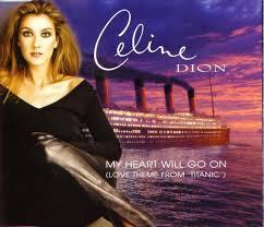 céline dion my heart will go on