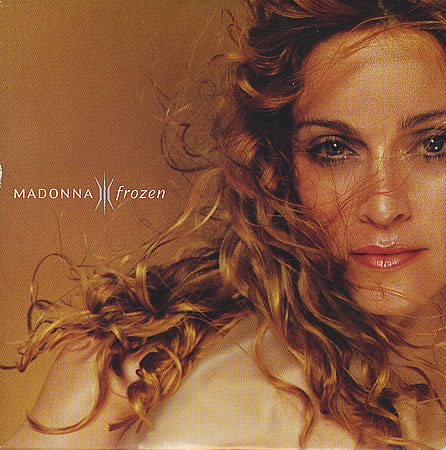 madonna frozen single