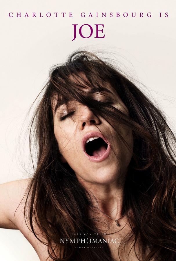 Nymphomaniac Charlotte Gainsbourg