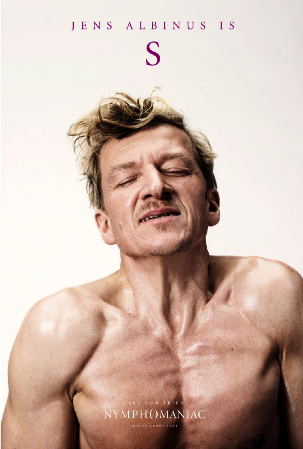 Nymphomaniac Jens Albinus