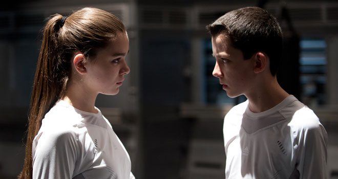 """""""On baise ?"""" """"Pas avant le troisième film, chérie"""""""
