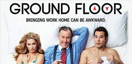 Ground Floor : Dharma & Greg au bureau
