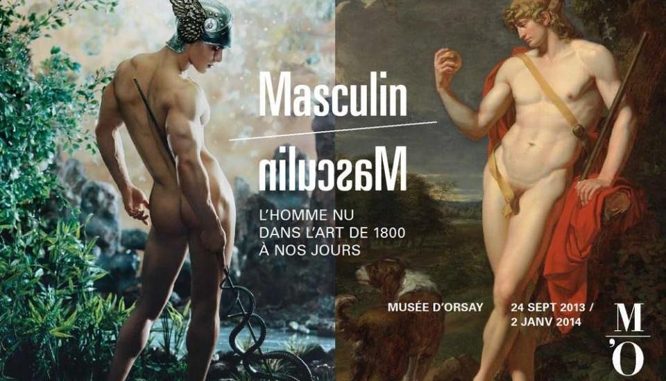 Masculin / Masculin au Musée d'Orsay