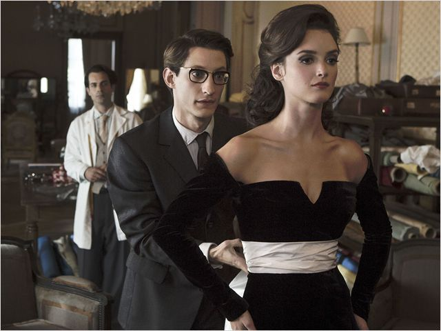 yves saint laurent pierre niney charlotte le bon