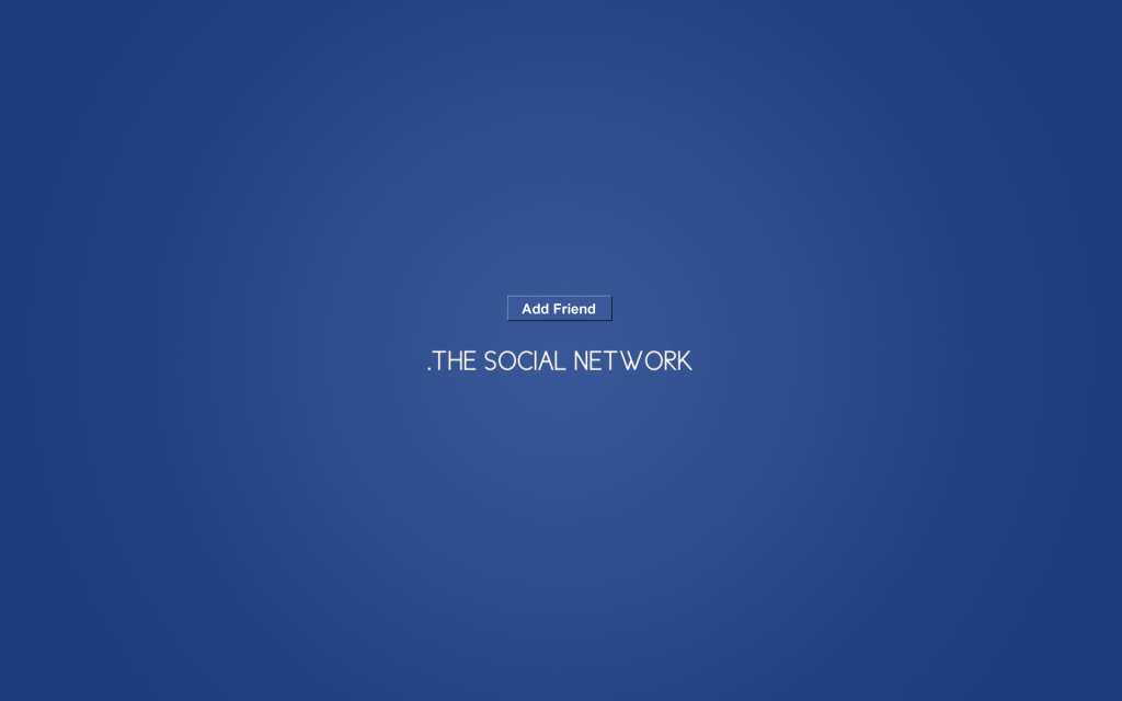 facebook the social network