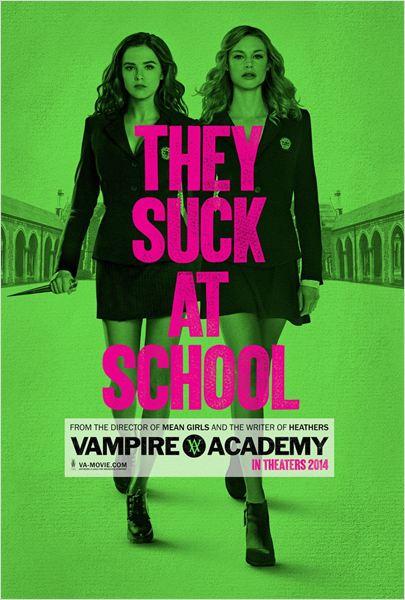 vampire academy poster