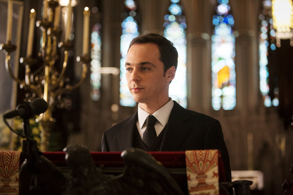 jim parsons the normal heart