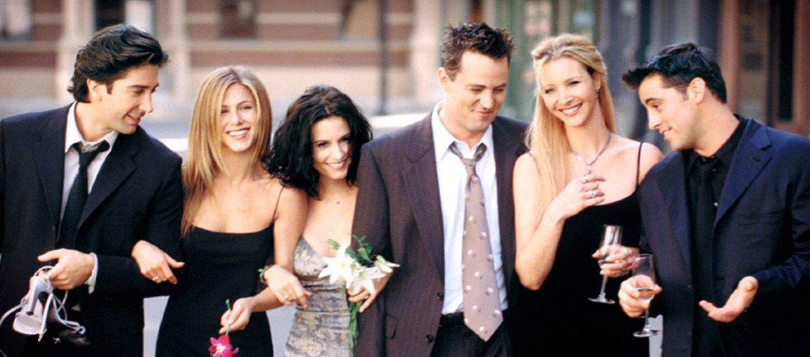 Les 20 ans de Friends en 20 liens
