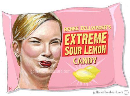 renee zellweger candy