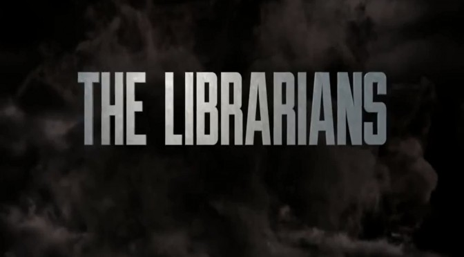 The Librarians, série vintage