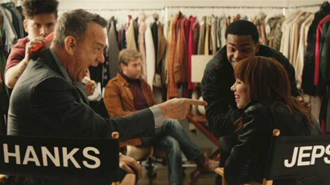 carly rae tom hanks