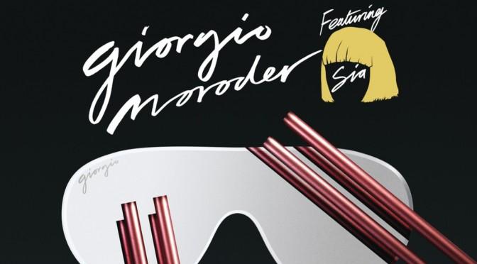 Giorgio Moroder featuring Sia – Déjà Vu