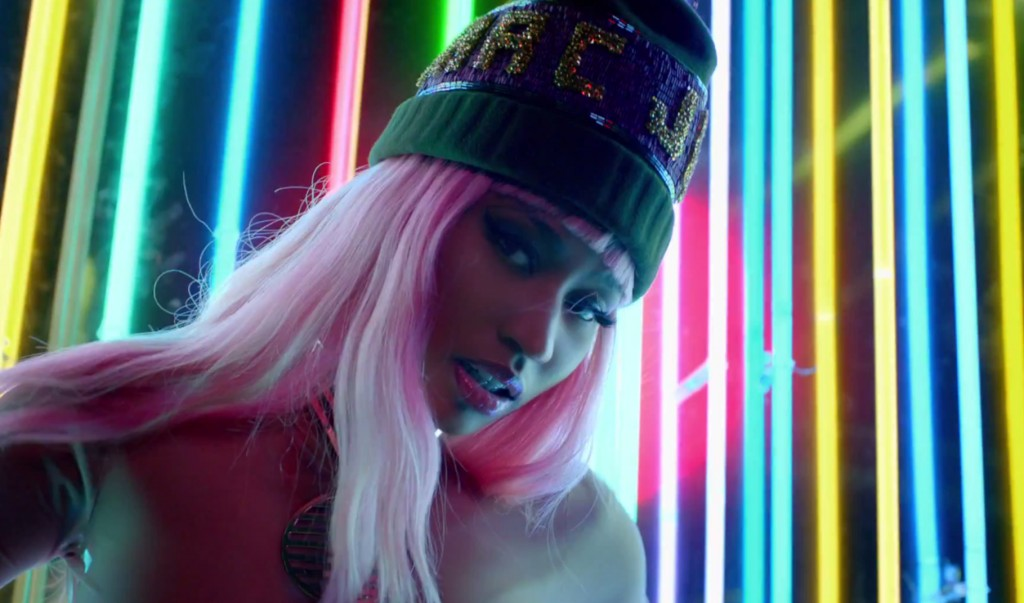 nicki minaj night is still young video