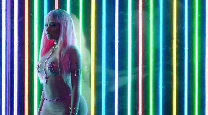 Nicki Minaj – The Night Is Still Young