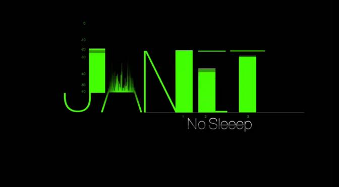 Janet Jackson – No Sleeep
