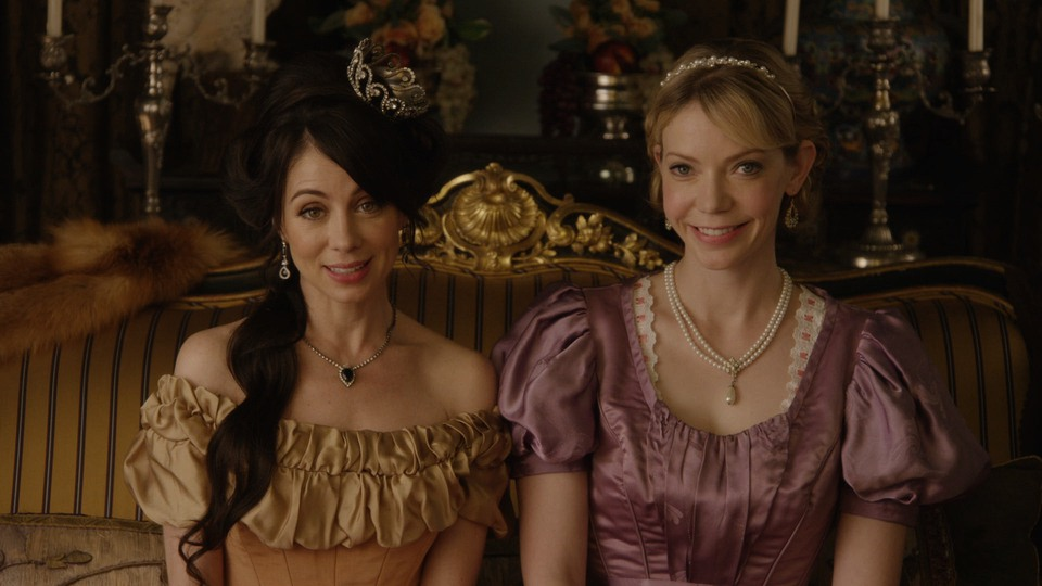 another period natasha leggero riki lindhome