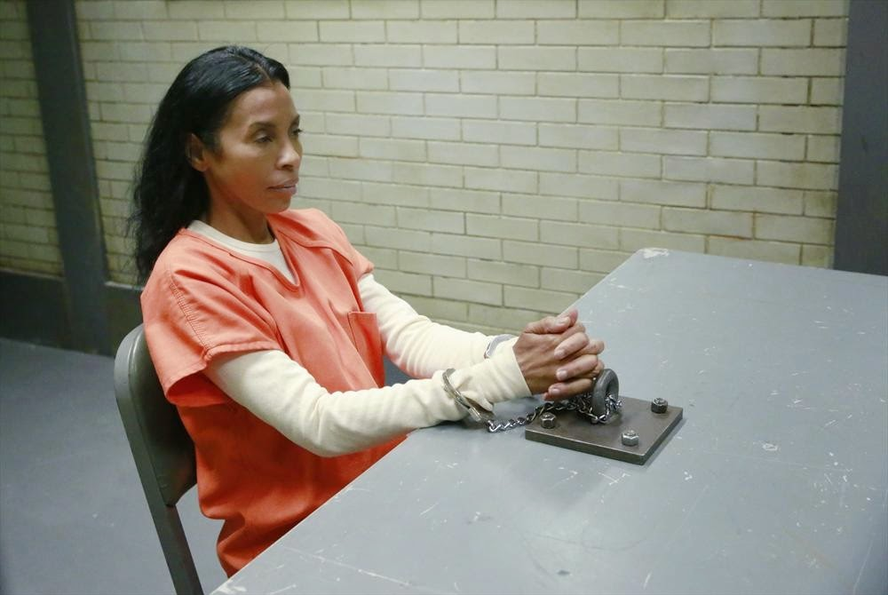 khandi alexander in scandal