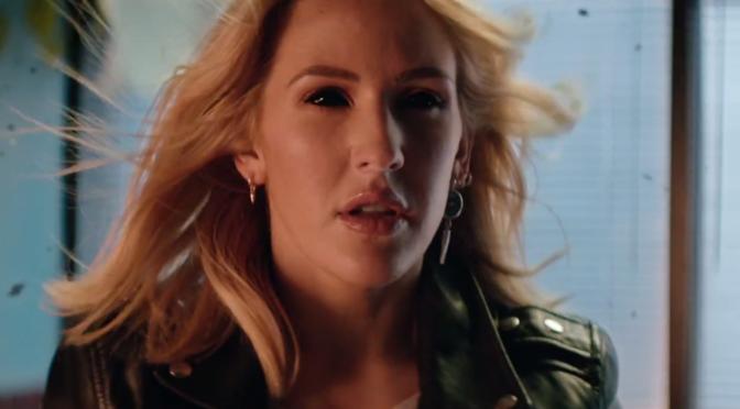 Major Lazer feat. Ellie Goulding & Tarrus Riley – Powerful