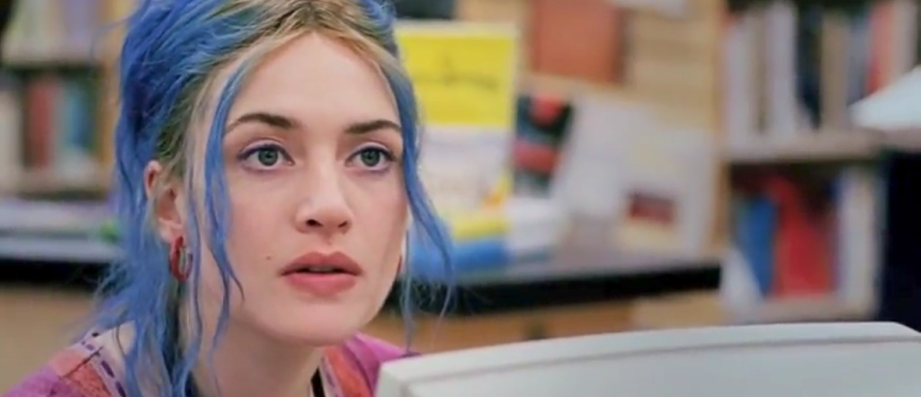 kate winslet eternal sunshine of the spotless mind