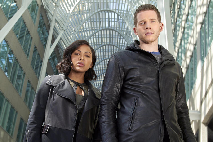 MINORITY REPORT:  ©2015 FOX Broadcasting Co