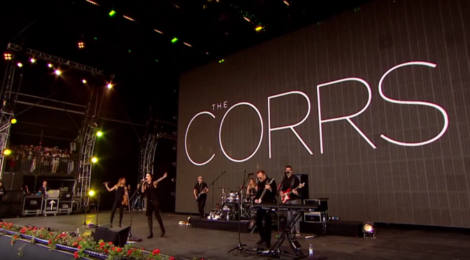 The Corrs – Breathless (Radio 2 Live in Hyde Park 2015)