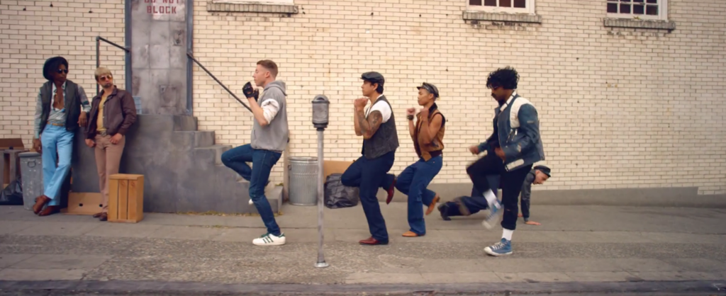macklemore clip downtown
