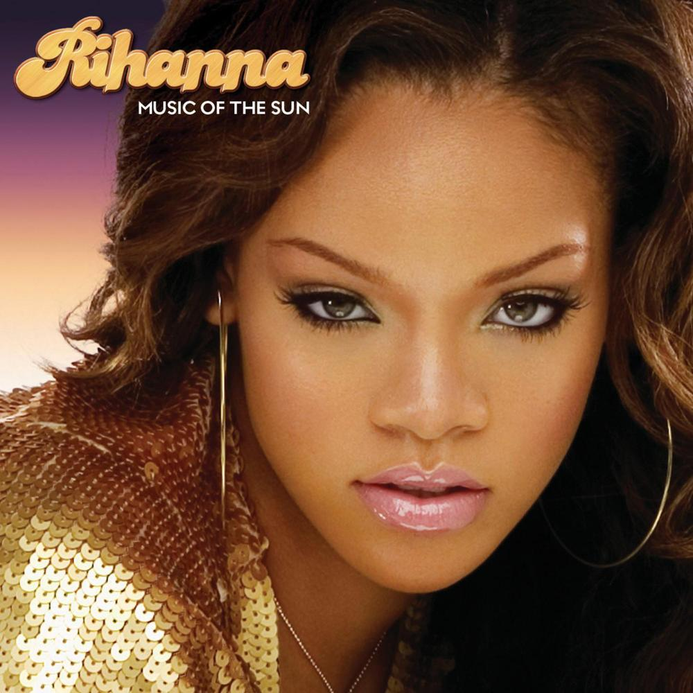 music of the sun rihanna