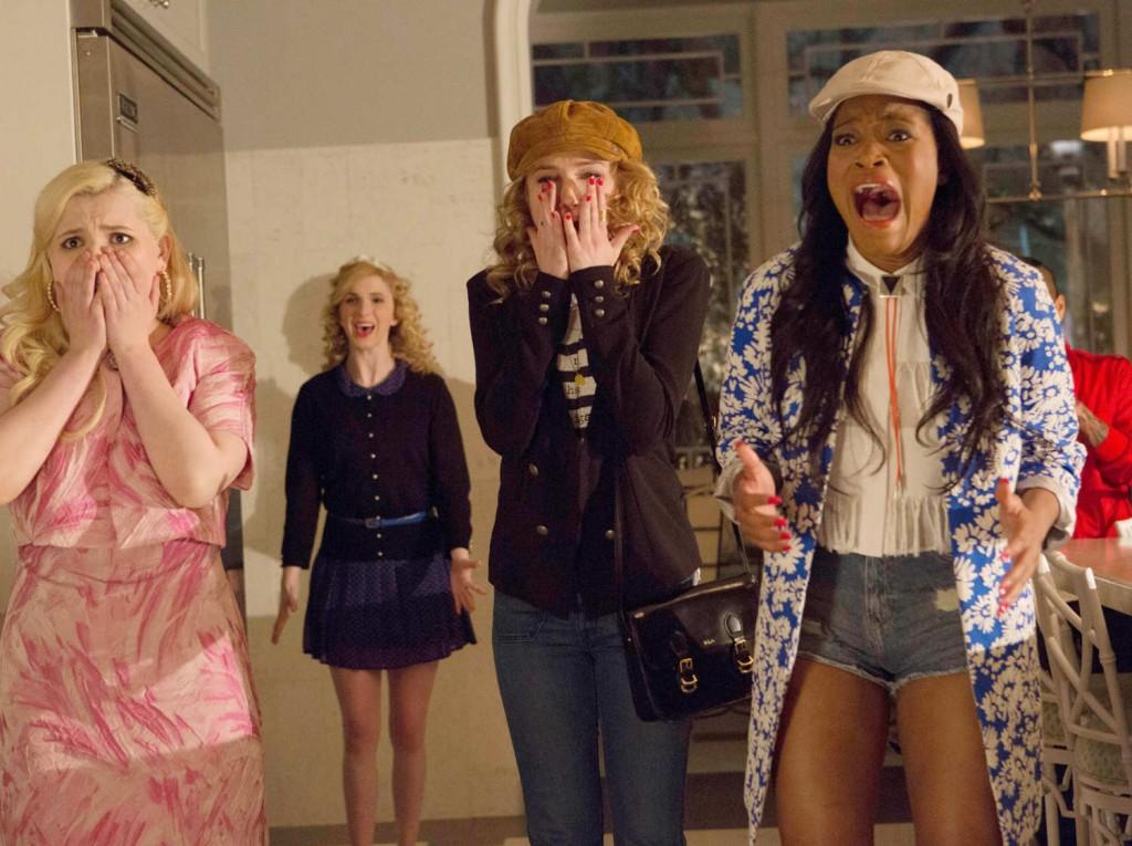 scream-queens horror comedy fox