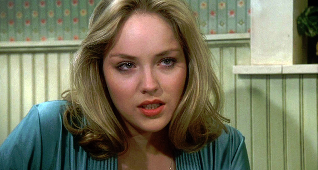 wes craven sharon stone