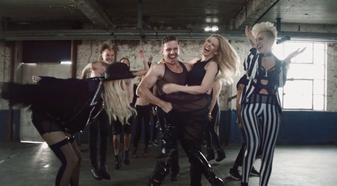 NERVO feat. Kylie Minogue, Jake Shears & Nile Rodgers – The Other Boys