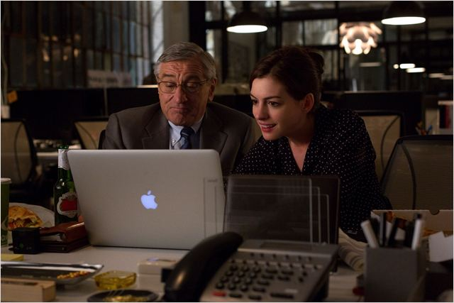 the intern facebook scene