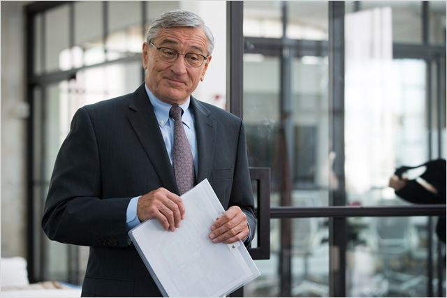the intern robert de niro
