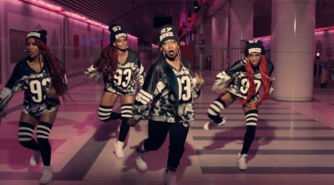 Missy Elliott feat. Pharrell Williams – WTF (Where They From)