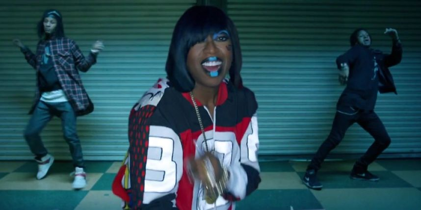 missy elliott wtf video