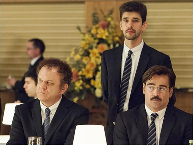 the lobster colin farrell john c reilly