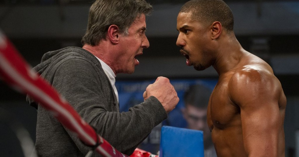CREED michael b jordan