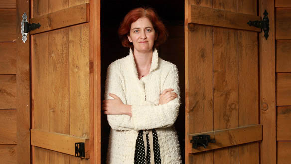Ontario-based author Emma Donoghue