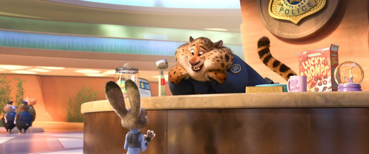 Zootopia-Clawhauser