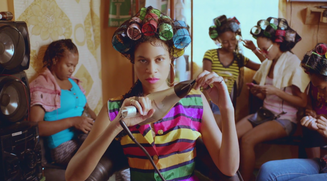 AlunaGeorge feat. Popcaan – I'm In Control (Video)