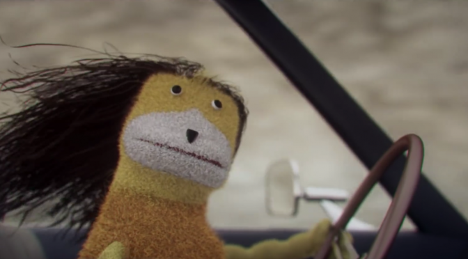 Mr Oizo feat. Charli XCX – Hand In The Fire