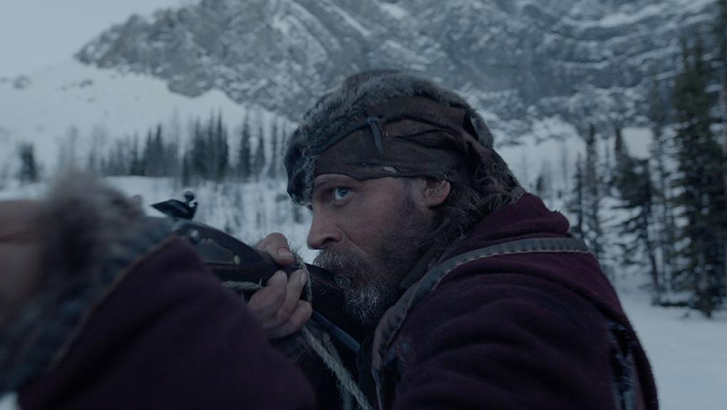 the revenant-tom hardy